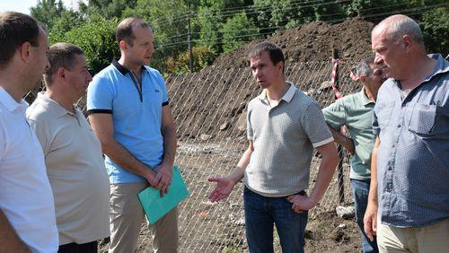 Дмитрий Самородин проконтролировал подготовку города к отопительному сезону