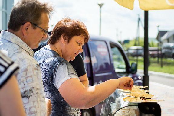 Фестиваль сыра в Куксово: тамбовчане попробовали итальянские, французские и голландские сыры