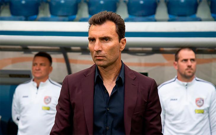 Главный тренер ФК «Тамбов» в послематчевой пресс-конференции не стеснялся в выражениях