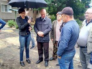 Горожане обсуждают формирование комфортной среды во дворах