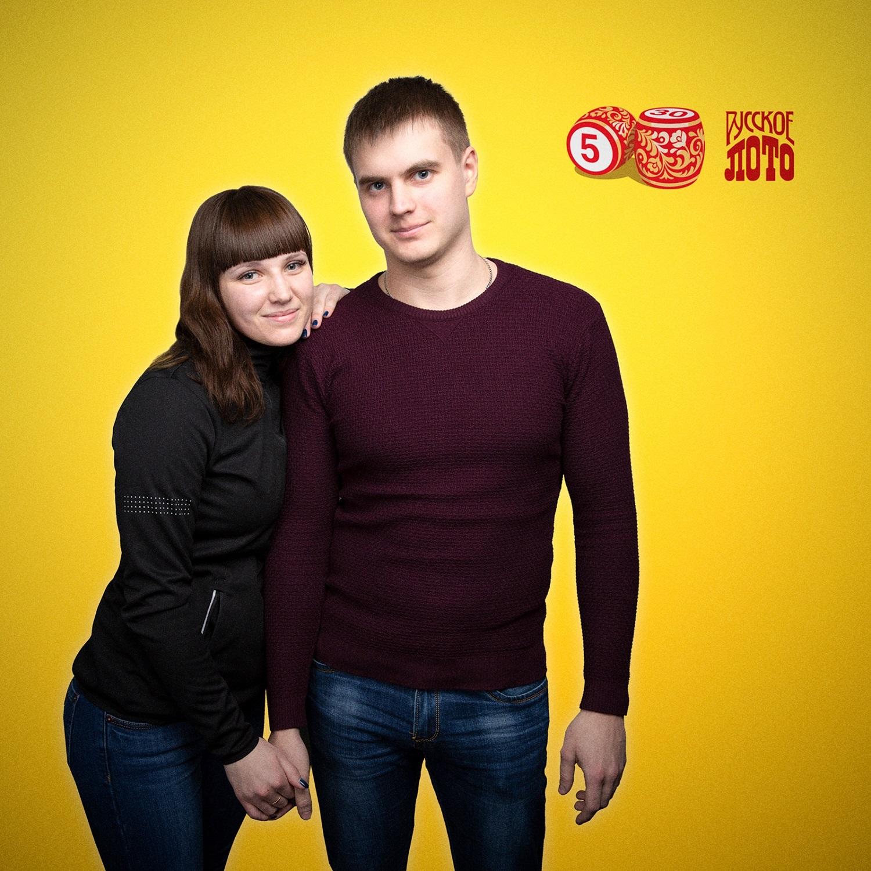 Молодая пара из Тамбова выиграла в лотерею миллион рублей