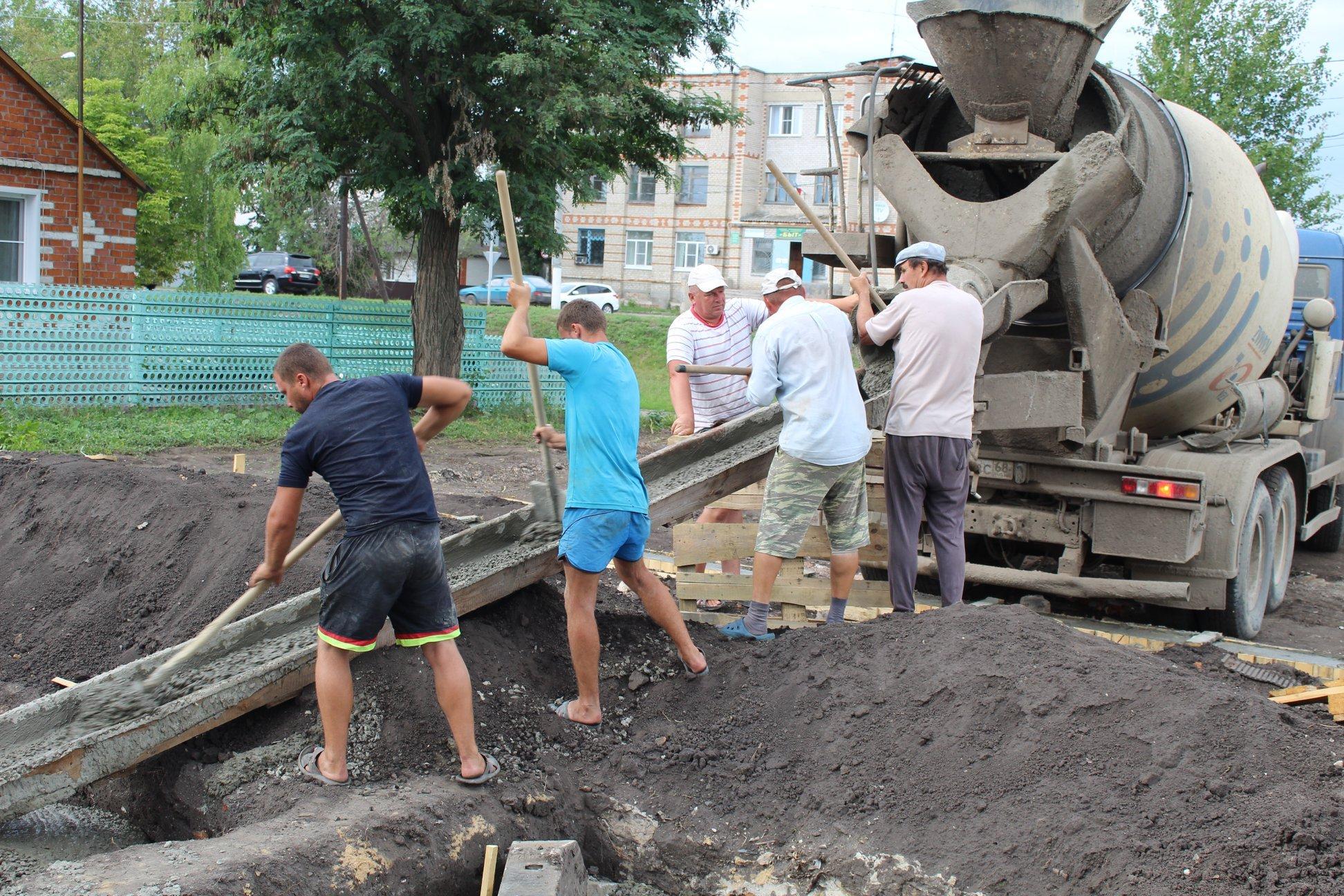 Новые мемориалы установят в двух районах Тамбовской области