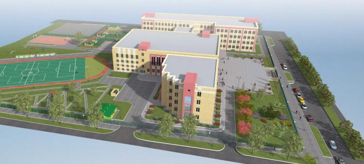 Объявлен электронный аукцион на строительство школы в Котовске