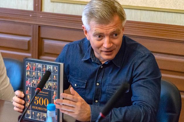 Руководитель московского Департамента культуры посоветовал тамбовским студентам не всегда доверять существующей информации