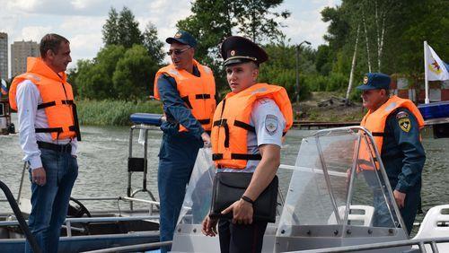 Соблюдение правил поведения на воде — залог безопасности
