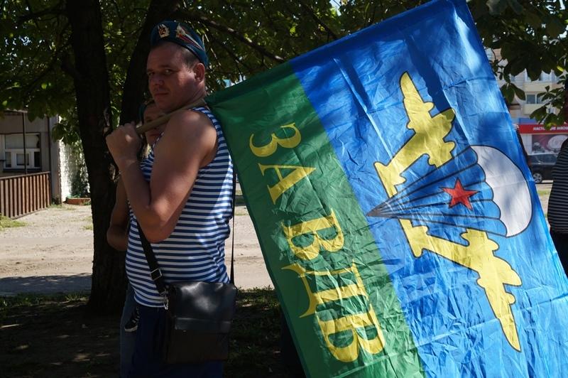 Стала известна программа Дня ВДВ в городе Тамбове