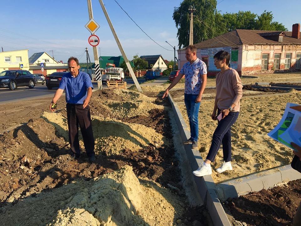 Студенты ТГУ предложили свои дизайны для благоустройства зоны отдыха в Покрово-Пригородном