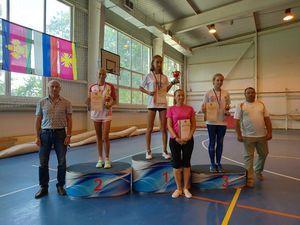 Тамбовская спортсменка заняла первое место в первенстве России по полиатлону