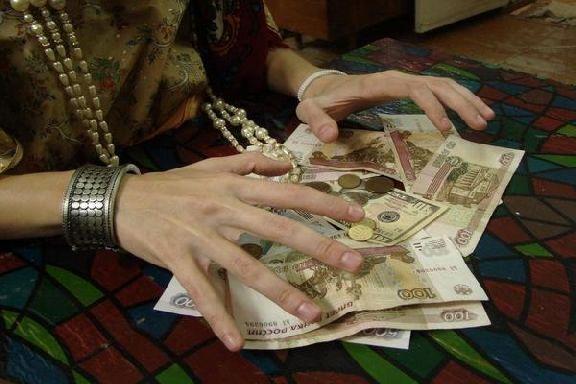Тамбовские полицейские задержали лже-экстрасенса