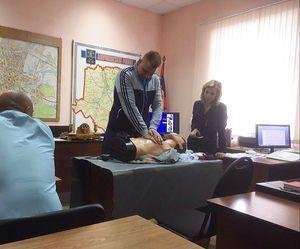 Тамбовские сотрудники Госавтоинспекции учатся сами и учат других