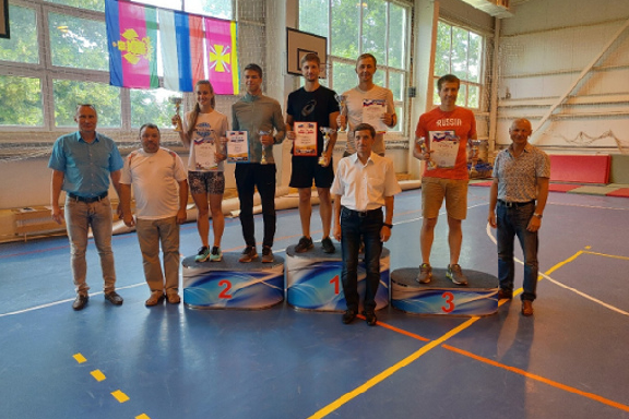 Тамбовские студенты вернулись с медалями с этапа Кубка России по полиатлону