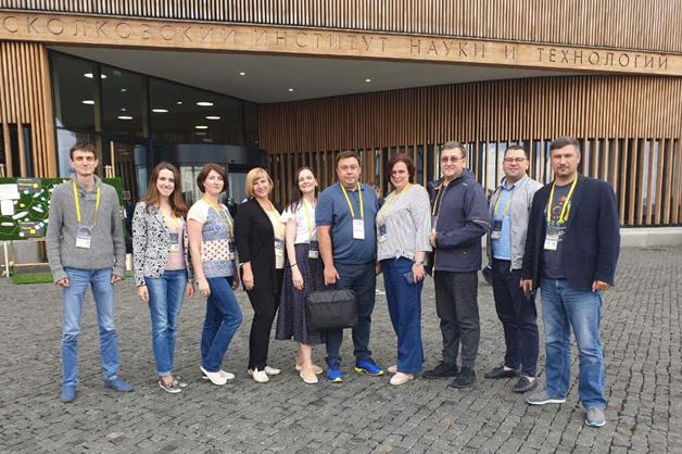 Тамбовский вуз участвует в федеральном образовательном интенсиве в Сколковском институте Москвы