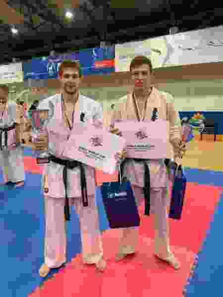Учащиеся МБУДО ДЮСШ единоборств № 3 завоевали бронзовые медали на Кубке мира по киокусинкай карате