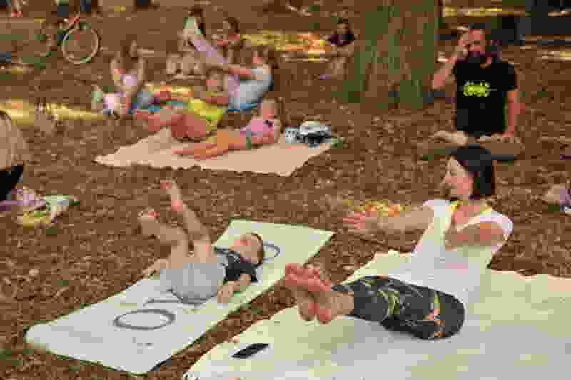 В Тамбове на фестивале йоги в асеевской усадьбе будет работать концертная площадка формата Лесной акустики