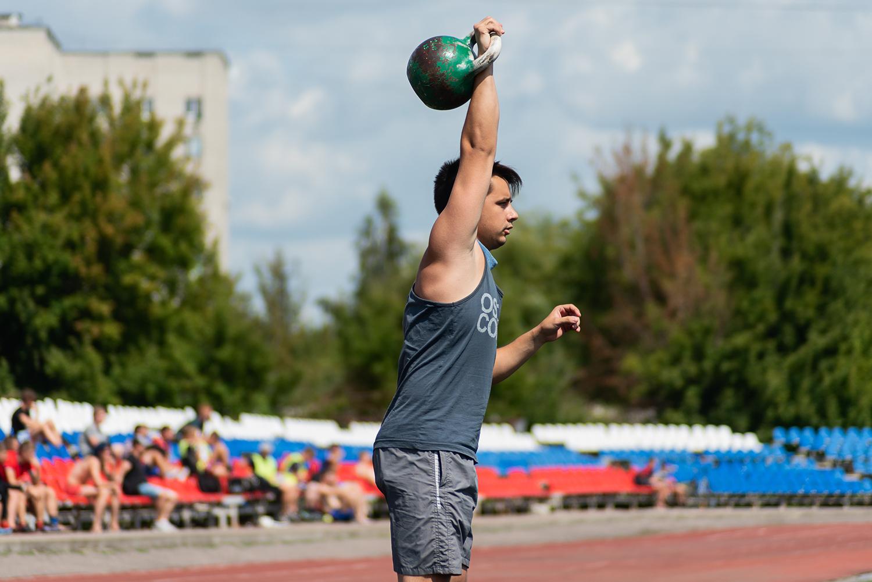 В Тамбове открыли XVI областные летние сельские спортивные игры