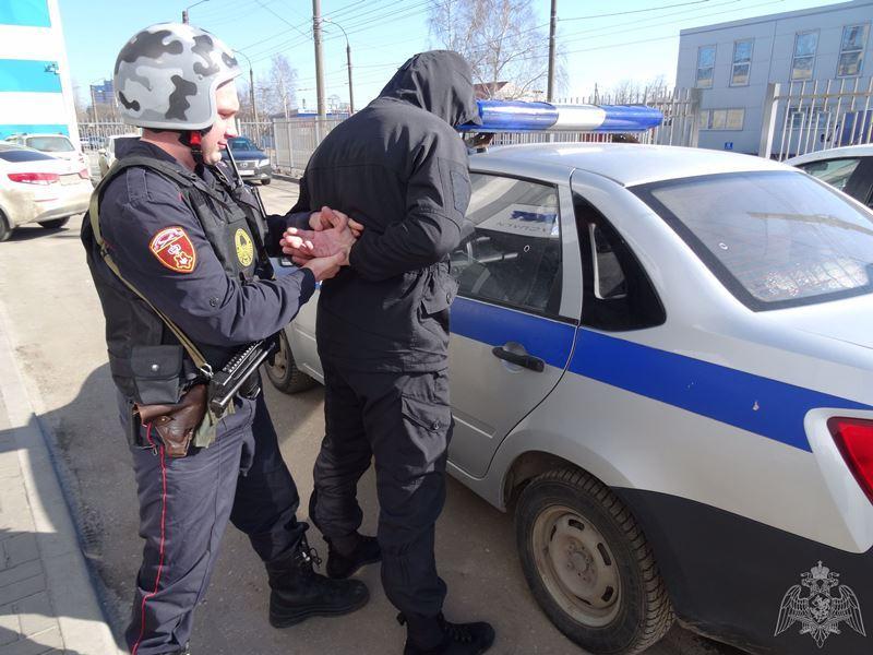В Тамбове задержали двух мужчин, разбиравших железную дорогу