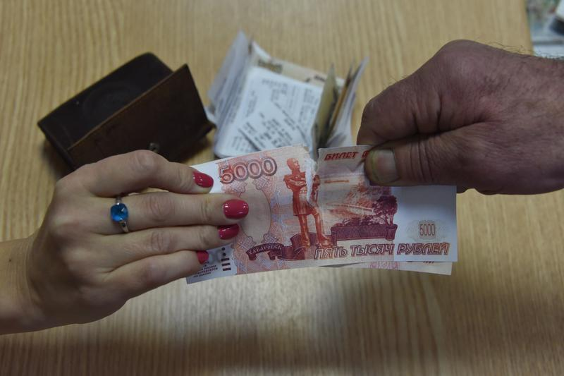 В Тамбове задержаны фальшивомонетчики: изъято 55 тысяч поддельных рублей