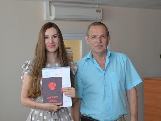 В Тамбовском филиале РАНХиГС вручили дипломы выпускникам заочной формы обучения