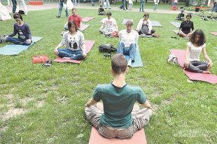 Вусадьбе Асеева Тамбова пройдёт масштабный фестиваль йоги