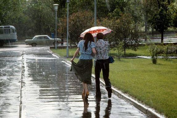 В выходные в Тамбове снова пройдут дожди