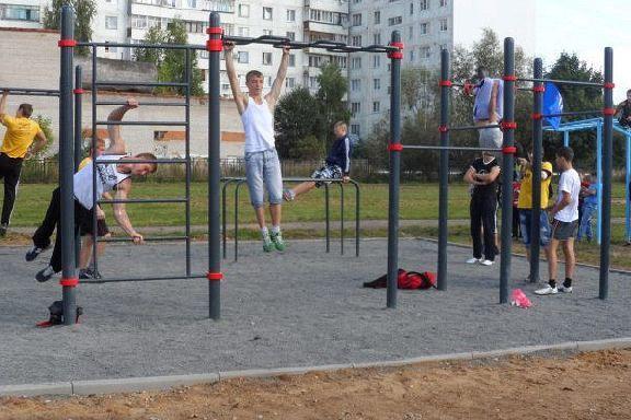 Во дворах Тамбова всё лето будут проходить спортивные праздники