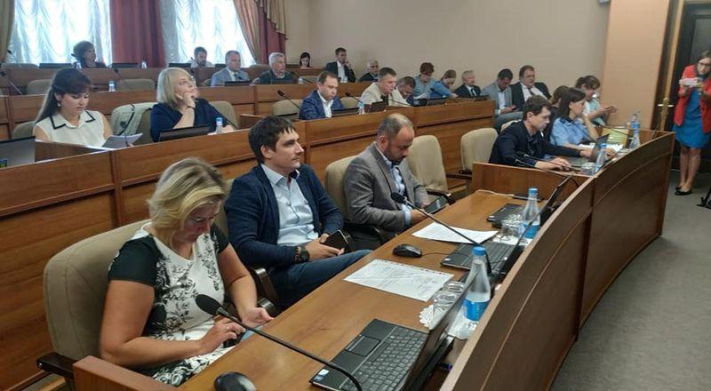 Депутаты Тамбовской гордумы согласились с необходимостью увеличения индекса размера платы за коммунальные услуги