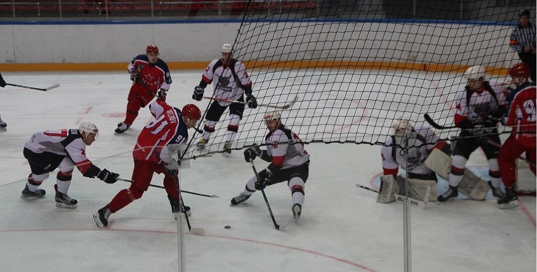 "ХК ""Тамбов"" проиграл еще один матч предсезонки"