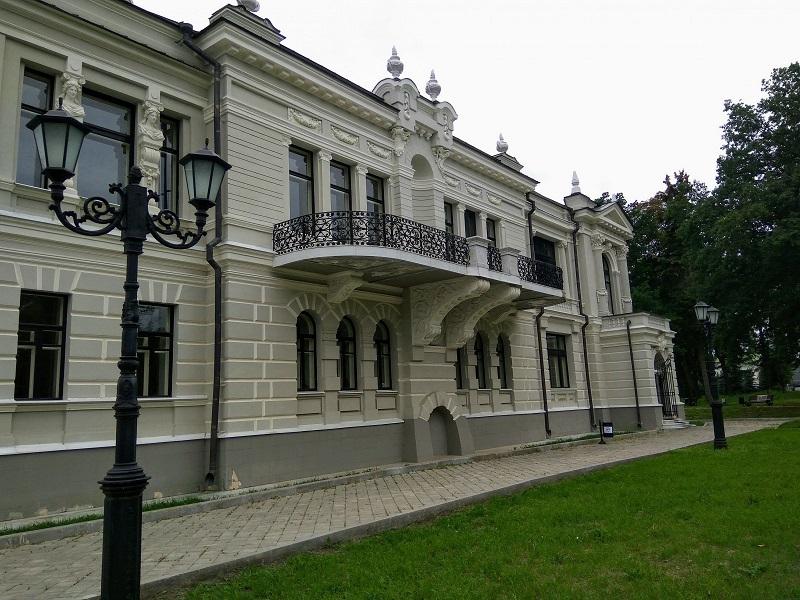 """Из усадьбы Асеева в Рассказове хотят сделать """"триединый"""" эко-музей"""