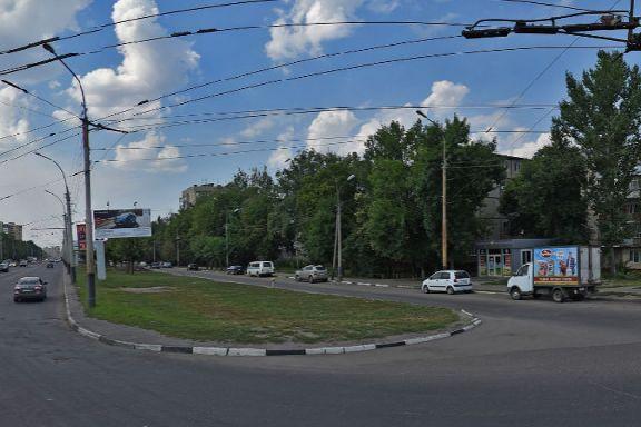На дублёре улицы Мичуринской появятся новые дорожные знаки