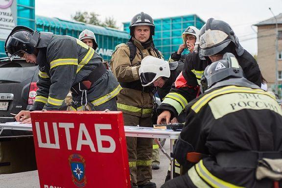 Обзор за неделю: массовая авария, отставка Ганова, пожарные учения в ТЦ