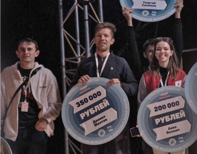 Рассказовец выиграл грант на создание в Тамбове детской телестудии