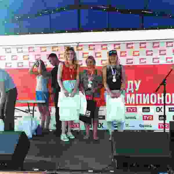 Спортсменка из Мичуринска заняла 2 место в международном турнире по плаванию