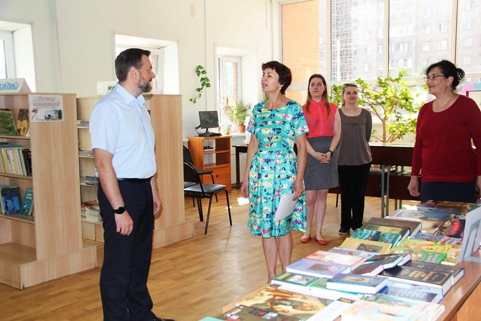 Тамбовчане пополняют фонды библиотек книгами из домашних коллекций