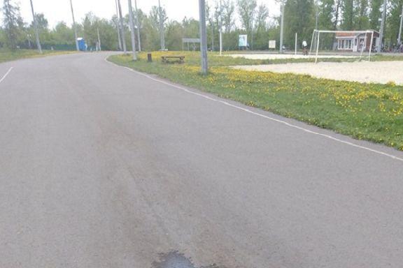 Тамбовчане предложили штрафовать тех, кто нарушает правила движения в парке Дружба