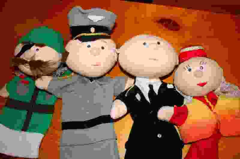 В Моршанской колонии ставят кукольные спектакли