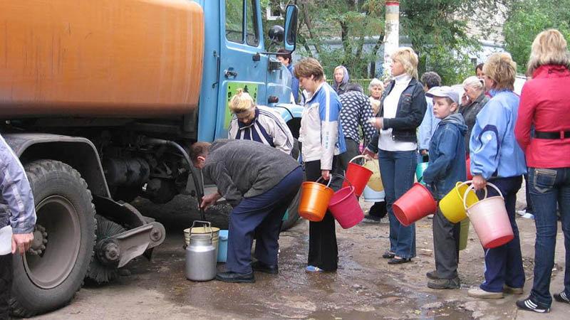 В нескольких учреждениях Тамбова отключат холодную воду