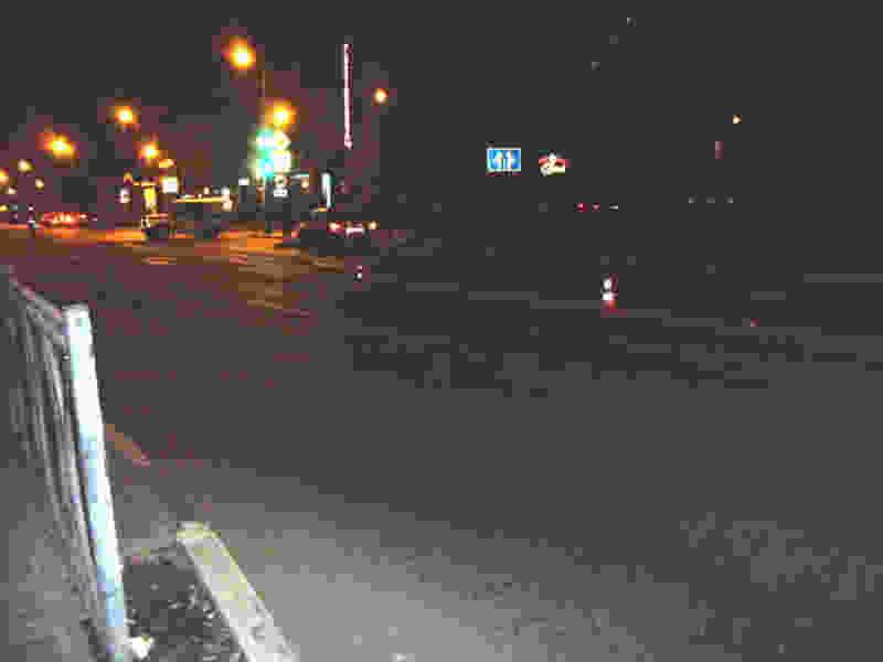 В Тамбове легковушка насмерть сбила пешехода