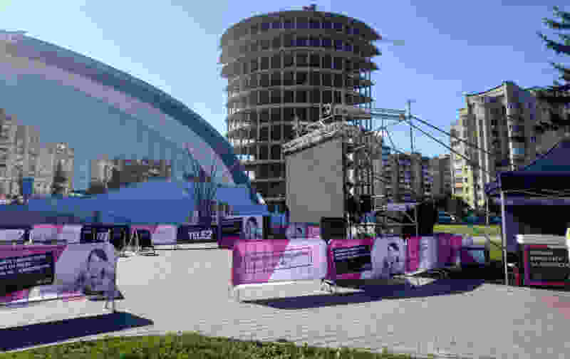 В Тамбове почти месяц будет работать кинотеатр под открытым небом: расписание сеансов