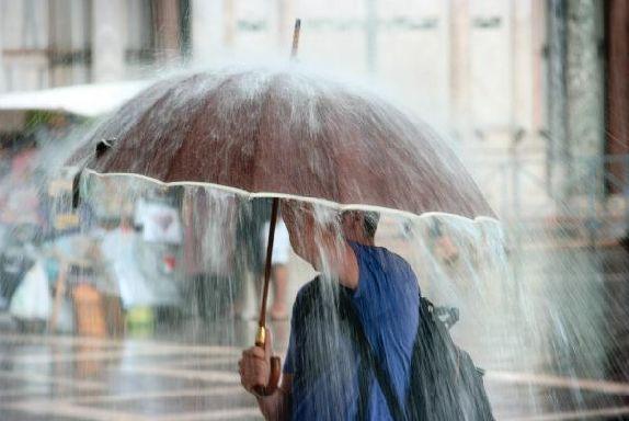 В Тамбовской области прогнозируются сильные дожди и ветер