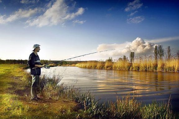 В Токарёвском районе наказана организатор незаконной платной рыбалки