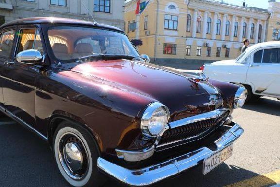 В центре Тамбова устроят выставку автомобилей