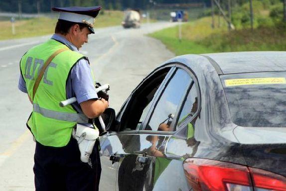Водителей могут освободить от уплаты некоторых штрафов