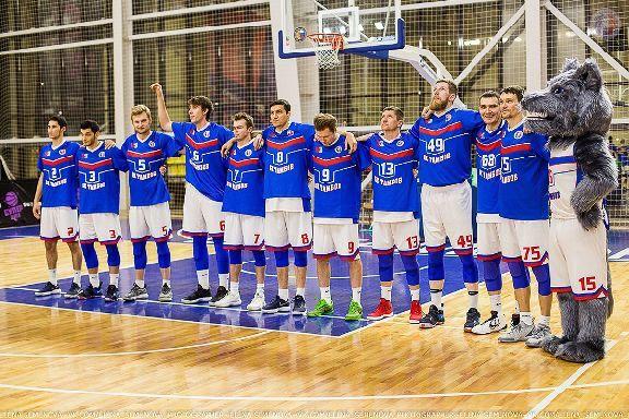 """Баскетболисты """"Тамбова"""" с крупной победы стартовали в Кубке России"""
