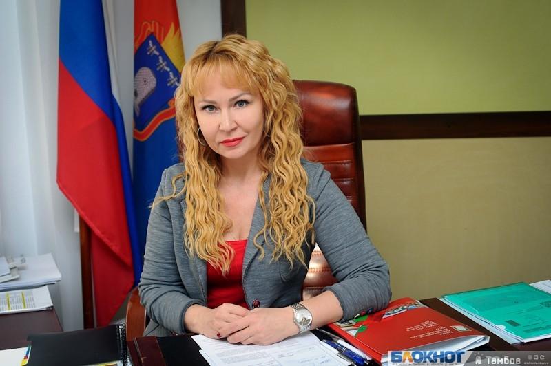 Будущую главу администрации Тамбова предварительно поздравили с победой