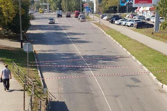 Из центра Тамбова в западную часть два месяца не попасть через основной путепровод