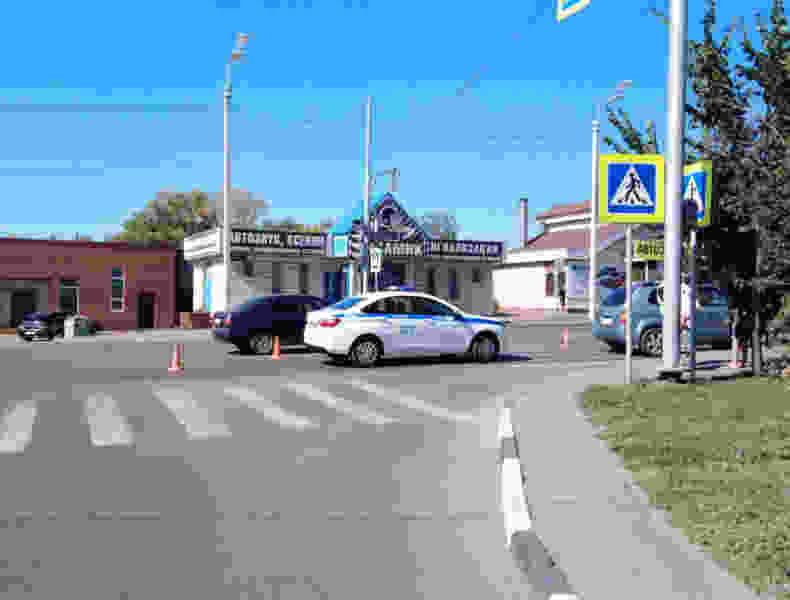 В Тамбове иномарка сбила 54-летнюю женщину на пешеходном переходе