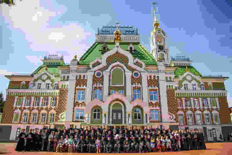 В Тамбове открыли новый корпус Тамбовской духовной семинарии