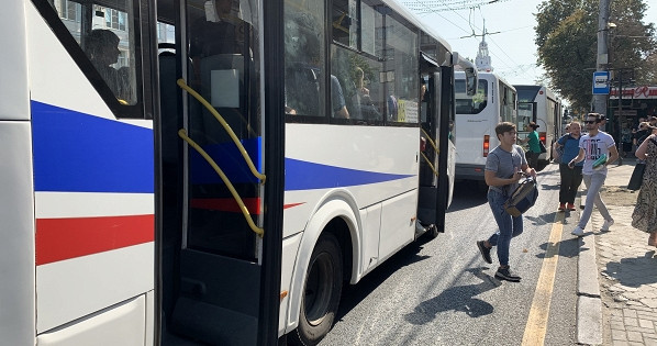 Воронеж занял 118-еместо вТОП-200городов России покачеству работы общественного транспорта