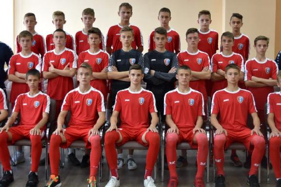 Юные тамбовские футболисты стартовали на Кубке РФС
