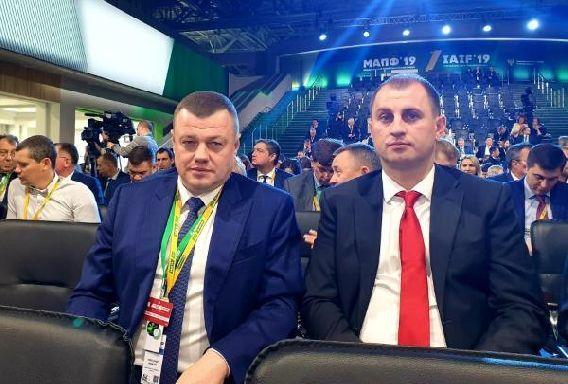 Александр Никитин участвует в первом Международном агропромышленном форуме